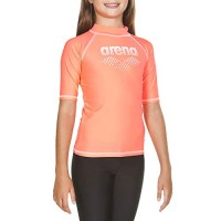 Arena Παιδική Μπλούζα Ηλιοπροστασίας Κοραλί - 002053-943