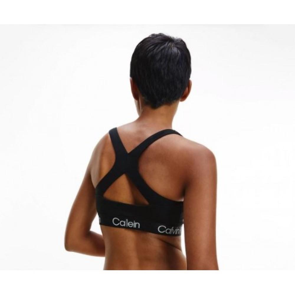 Calvin Klein Γυναικείο Μπουστάκι Μαύρο - QF6684E-UBI