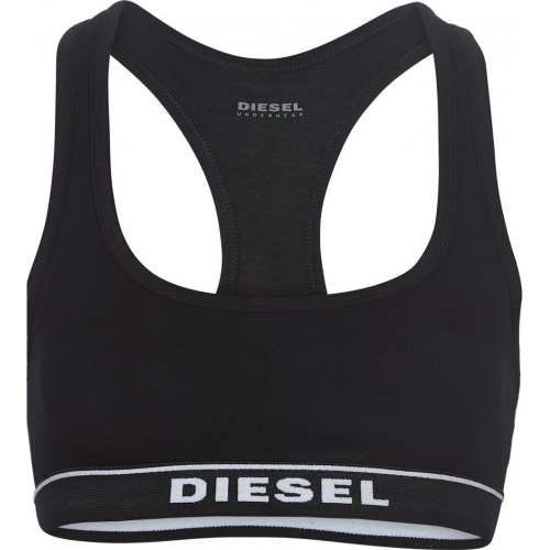 Diesel Γυναικείο Μπουστάκι Μαύρο - 00SK86-0EAUF-900
