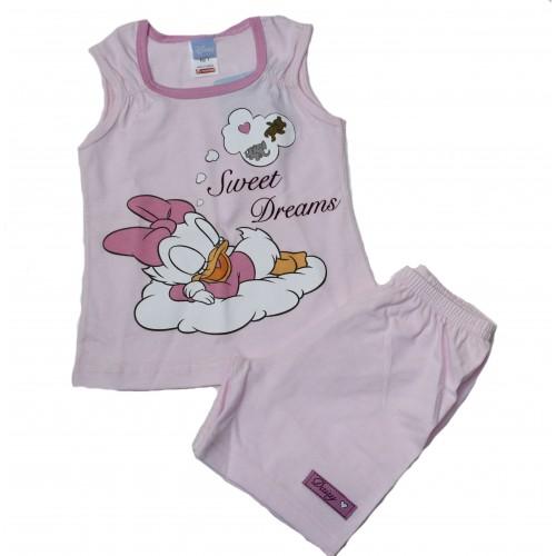 Disney Βρεφικές Πυτζάμες Καλοκαιρινές Κορίτσι Ροζ - 60293-157 Παιδικά 67c890b6b18
