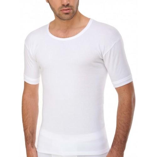 Helios Ανδρική φανέλα - Λευκό - 80117