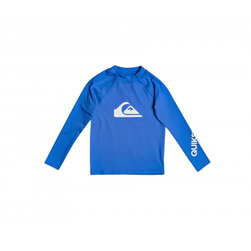 Quiksilver UV Boy T-Shirt Blue - EQKWR03082-BMM0