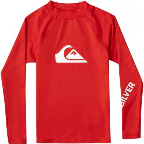Quiksilver UV Boy T-Shirt Red - EQKWR03082-EQC0