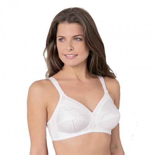Triumph Γυναικείο σουτιέν - Λευκό - Χωρίς ενίσχυση - 10004928-0003 Γυναικεία  Sales 7674145e910